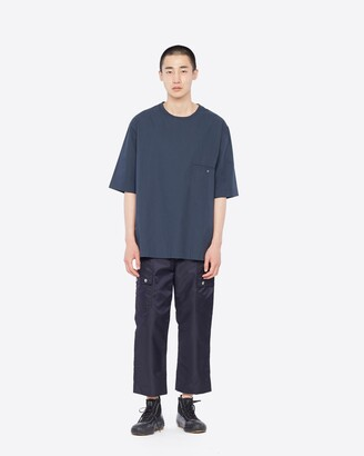 3.1 Phillip Lim Washed Poplin T-Shirt