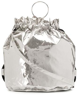 MM6 MAISON MARGIELA Ring Handle Backpack