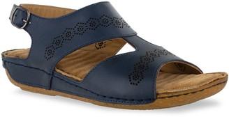Easy Street Shoes Sloane Comfort Wave Women's Slingback Sandals