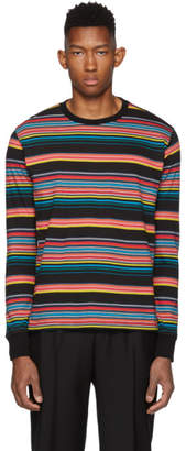 Paul Smith Multicolor Regular Fit Striped T-Shirt