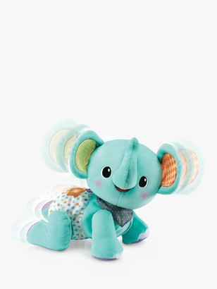 Vtech Crawl With Me Elephant Soft Toy