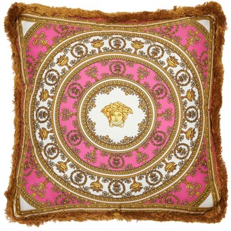 Versace I Heart Baroque Pillow
