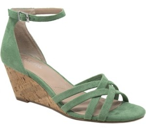 Charles by Charles David Gwenyth Wedge Sandals Women's Shoes