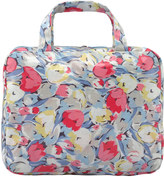 Cath Kidston Painted Tulips 2 Part Beauty Bag