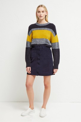 French Connection Rufina Knits Stripe Jumper