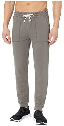 Pact Essential Sweatpants (Midnight Navy) Men's Casual Pants