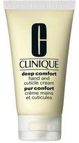 Clinique Deep Comfort Hand & Cuticle Cream