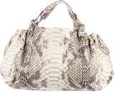 Gerard Darel 24h Utah Python Bag