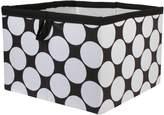 Bacati Dots/Stripes Storage Tote Basket