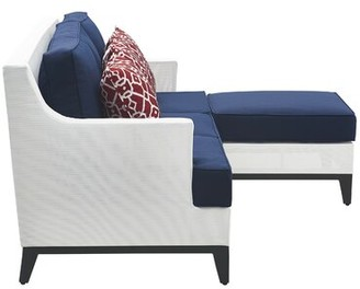 Tommy Hilfiger Hampton Patio Sectional with Cushions