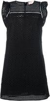 MICHAEL Michael Kors flute sleeve dress - women - Cotton - M