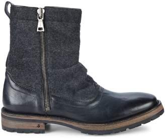 John Varvatos Tahoe Side Zip Boots