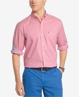 Izod Men's Advantage Non Iron Gingham Shirt