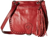 Patricia Nash Karisa Small Crossbody Saddle Bag
