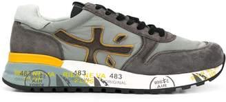 Premiata Mick side logo sneakers