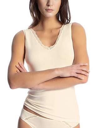 Calida Women's Cotton Dream Vest,(Size: Medium)