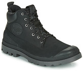 Palladium PAMPA SC OUTSIDER WP+ men's Mid Boots in Black