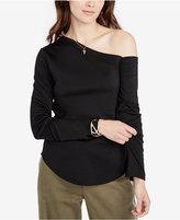 Rachel Roy One-Shoulder Top, Created for Macy's