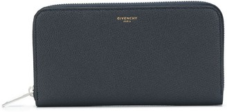 Givenchy Logo Continental Wallet