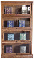 """Forest Designs Lawyers 64"""" Barrister Bookcase"""