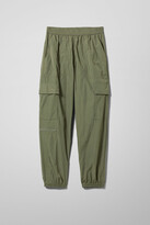 Weekday Max Sporty Trousers - Green
