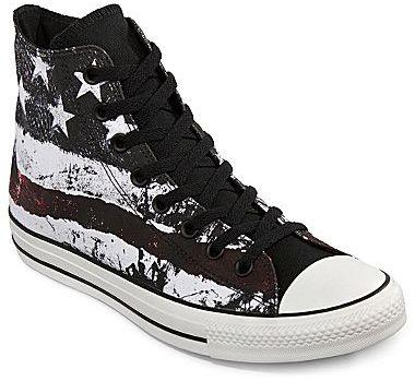 Converse Chuck Taylor Flag Hi-Tops