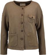 Current/Elliott The Workwear cotton-jersey jacket