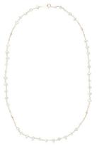 Mizuki 14K Gold Keshi Pearl Pendant Necklace