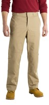 Dickies Regular Fit Double-Knee Work Pants - Straight Leg (For Men)