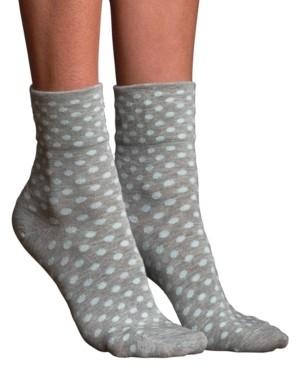 Lemon Women's Teeny Tiny Silk Anklet Socks