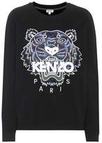 Kenzo Printed cotton sweater