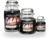 Yankee Candle Decor small pillar black coconut