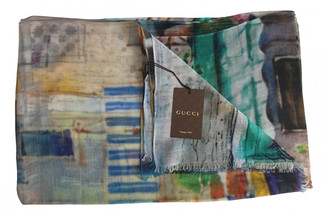 Gucci Multicolour Viscose Scarves