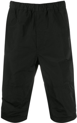 Givenchy Tapered Cargo Shorts