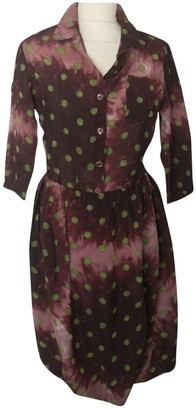 Jean Paul Gaultier Multicolour Dress for Women Vintage