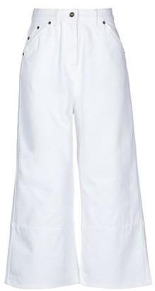 Jacquemus Denim trousers