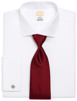 Brooks Brothers Golden Fleece® Regent Fit Herringbone French Cuff Dress Shirt