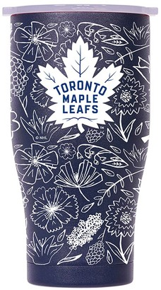 ORCA Toronto Maple Leafs 27oz. Floral Chaser Tumbler with Lid