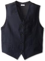 Calvin Klein Kids Pinstripe Vest (Big Kids)