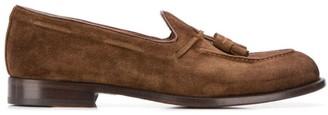 Doucal's Tassel Embellished Loafers