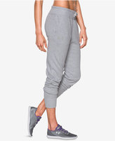 Under Armour French Terry Jogger Pants