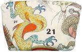 Thumbnail for your product : La Prestic Ouiston Dragons Ecru Voleuse Pouch