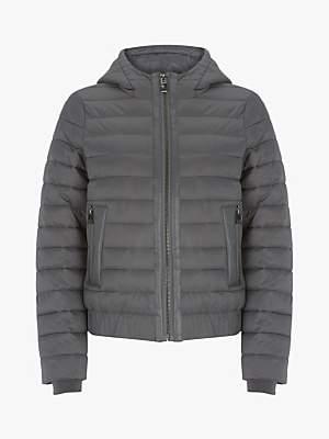 Mint Velvet Hooded Padded Jacket