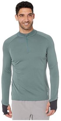 On Weather-Shirt (Olive) Men's Clothing