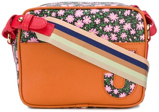La DoubleJ Go-Go daisy print crossbody bag