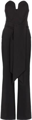 Michael Lo Sordo Lover tie-waist jumpsuit