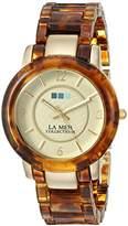 La Mer Unisex LMINDO001 Analog Display Watch