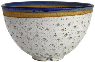 Natan Moss Ceramics Good Vibrations Colander