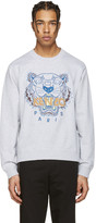 Kenzo Grey Tiger Pullover