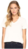 Hurley Staple Perfect V Women's Short Sleeve Pullover